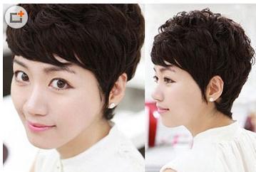 30多岁女人短发发型分享展示图片