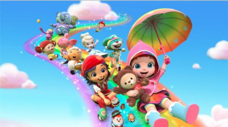 《彩虹宝宝》动画片全集到底有多少集?图片
