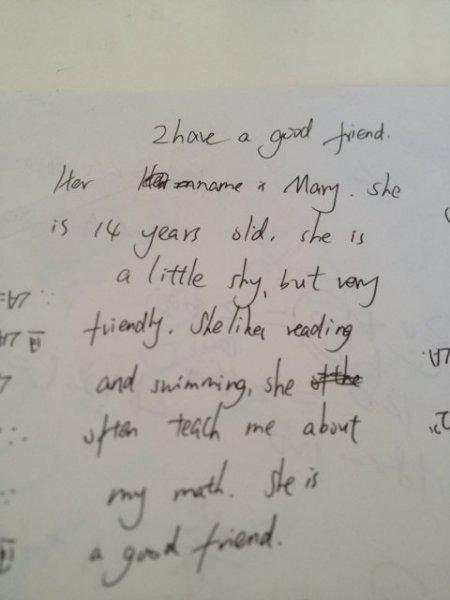 两篇100字~150字英语作文军训追加分,v作文等答案急合肥高中时间满意图片