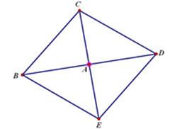 初中数学题要用到一笔画定理,我怎么没学过呢?这是奥数里的?图片
