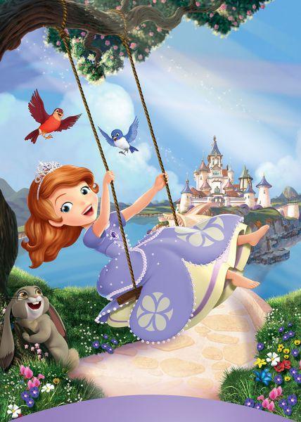 小公主苏菲亚是什么动画片?图片