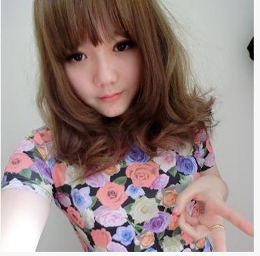 12岁扎头发简单又漂亮图片