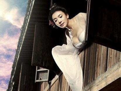 龚玥菲出演的新金瓶梅3d好看吗?