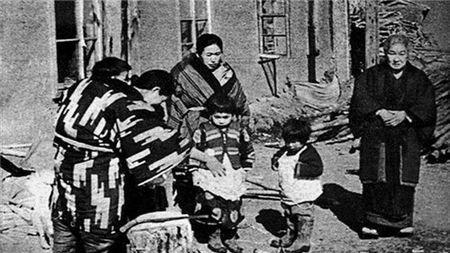 日本强奸中国美女_二战后东北的日本女人遭到苏军蹂躏,但却有中国人保护她们